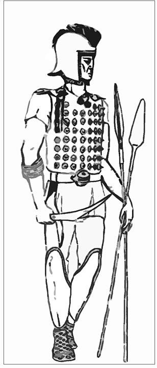 Illyrian man