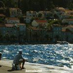 Fishing in Korcula