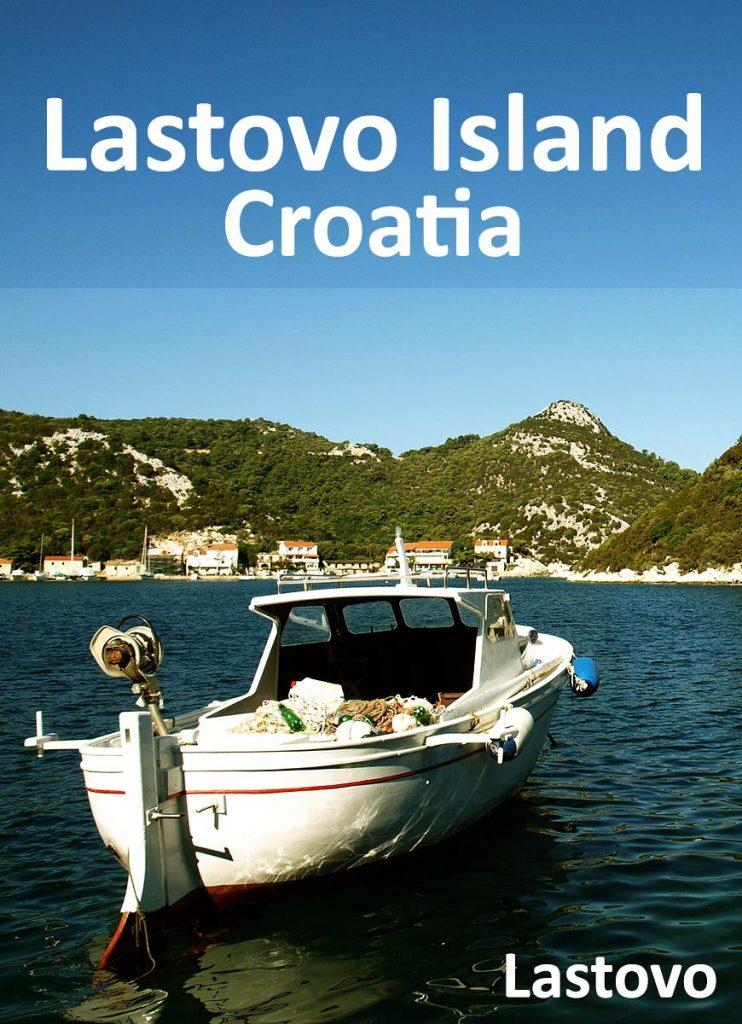 Fishing Boat at Lastovo