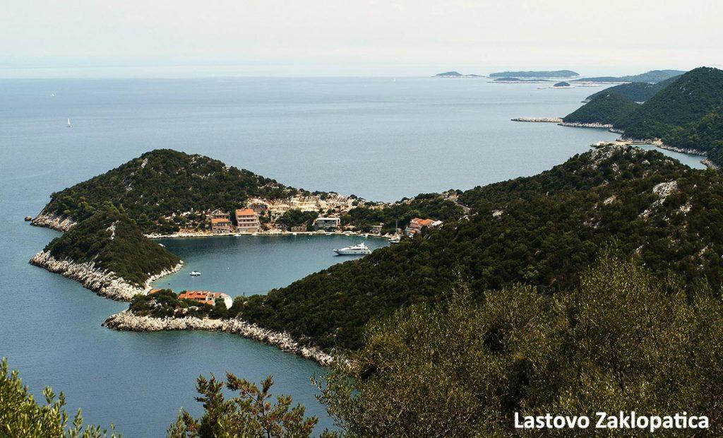 Zaklopatica Bay @ Lastovo Island